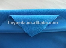 Super Poly warp knitted brushed fabric