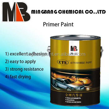 2K epoxy primer paint coatings