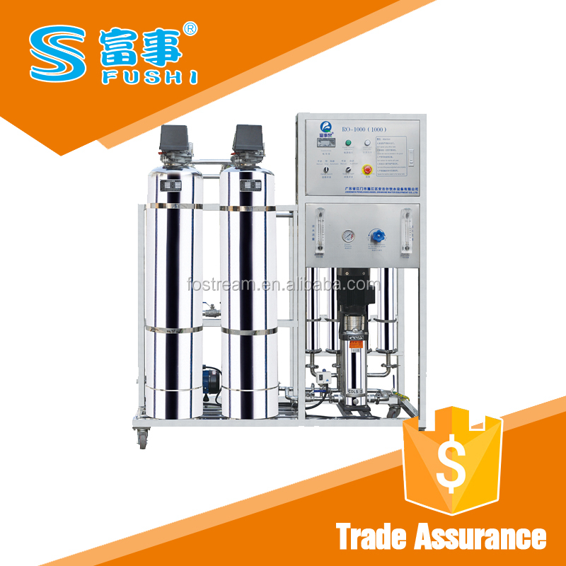 Factory Produce plc system water polishing machine