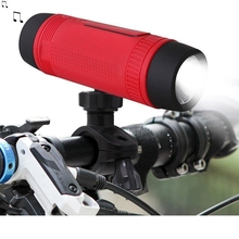 Factory commercial wireless bluetooth speakers with hard light for riding