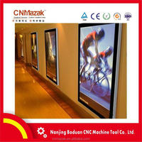 china machinery advertising led light box for bus station