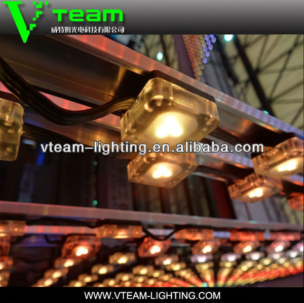 flexible video shenzhen china indoor led display from VTEAM