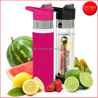 Premium Fruit Infused Water Bottle Insulating