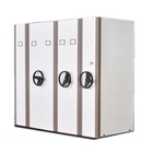 Decorative modern office furniture mobile lateral filing cabinet