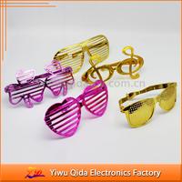 colored aviator sunglasses  electroplate colored