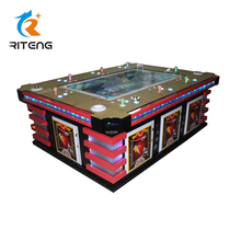 Monster Awaken fish shooting gaming boards machine