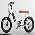 electric bike fat tire harley style 36V 350w with CE and EN certificate