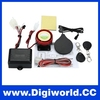 Universal Best Anti-theft IC Cards Motorcycle Alarm System