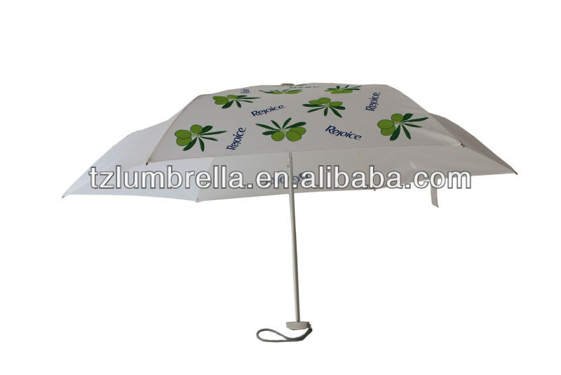 White Ladies Umbrella for Plants Shenzhen Umbrella Folding