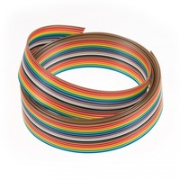 UL AWM 2468 PVC Insulated Flat Ribbon Cable