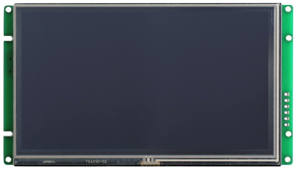 tft lcd module touch 7'' with replacement touch screen