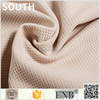Supplier Fashionable Bird Eye Mesh Jacquard Fabric Price Per Meter
