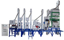 full automatic 30-40ton integrated rice mill on sale
