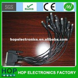 Promotion RCA cable and video cable vga rca casero