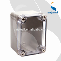 Saipwell/saip molded plastic electronic enclosure(DS-AT-1212,outdoor/indoor, abs/pc/pvc/fiberglass,IP65/IP66/IP67 )