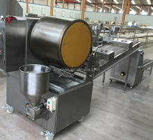 Frozen Pre-fried Vietnamese Vegetable Spring Roll Sheet Making Machine