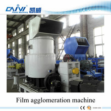 Film Agglomerated Pellet Machine / Equipment For Waste Plastic Recycling