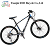 chinese wholesale aluminum frame mountain bike/factory 26 inch size mtb/best derailleur 18 gears mountain bicycle