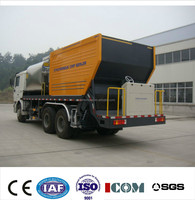 Dongfeng ZQZ5160TFC RHD Asphalt Synchronous Chip Sealer,Distribute Bitumen ,new model