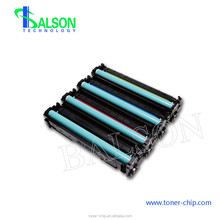Compatible cf400a toner cartridge for HP Color Laserjet Pro M252/MFP 201A