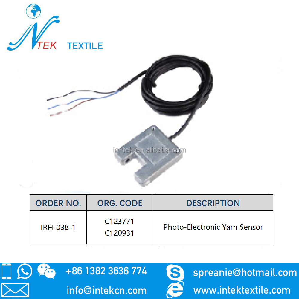 IRH-038-1 C123771 China Manufacturer Photo-Electronic Yarn Sensor at good price