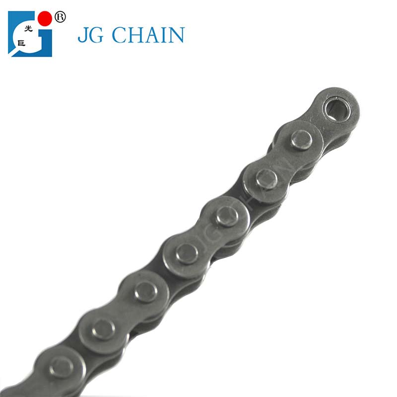 China TUV certified ansi standard alloy steel industrial transmission roller chain link #35
