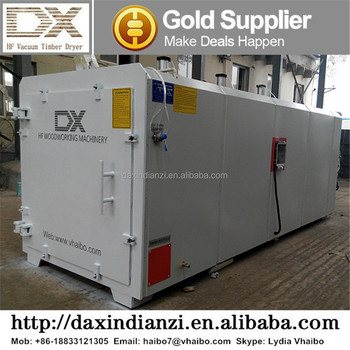DX-6.0III-DX Kiln Drier Chamber For Wood With HF Principle From DAXIN