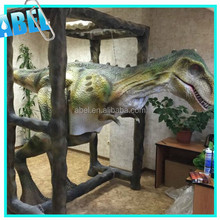 Abel realistic dinosaur costume for sale Zigong dinosaur handicrafts amusement park pet animals