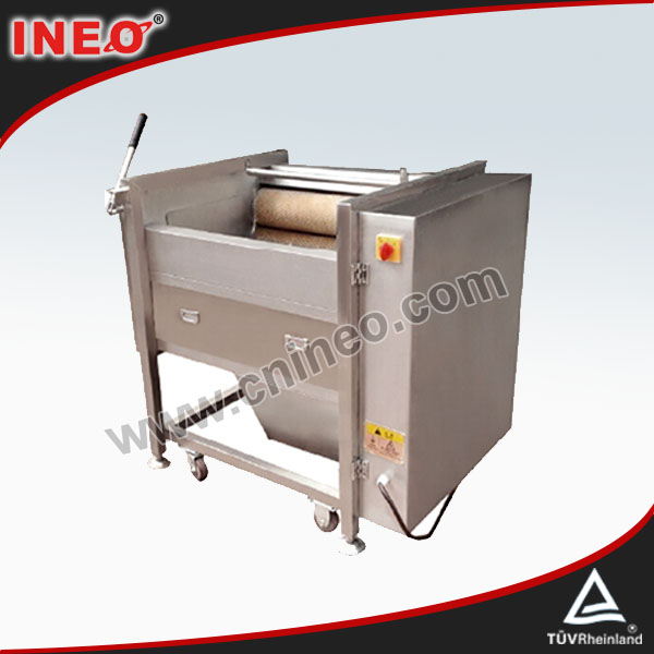 Restaurant Electric Carrot Washing Machine/Carrot Washer/Carrot Cleaning Machine