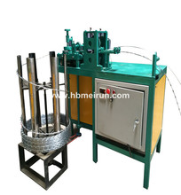 Low prices razor barded wire mesh machine for sales