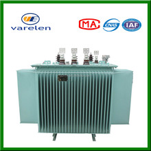 800kVA 11kv three phase double windings oil filled type distribution transformer with pressure relief valve