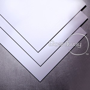 Hot new products tough and versatile pvc sheet white thickness 5mm for pop