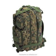 Hiking Camping Bag Army Military Tactical Trekking Rucksack Camo Backpack