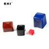 ROHS approved pvc plastic cap for square steel pipe steel tubing end caps
