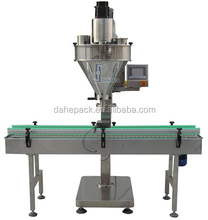 Automatic Inline Auger Filler