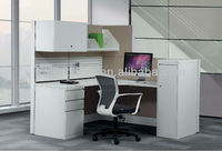 CT+D4 thick and thin modern combined green meterial customized made 1-seater cubical head-staff office workstation