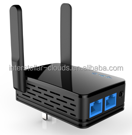 300m wifi repeater 500M wi fi powerline adapter PLC