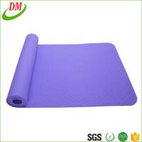 Mat for yoga in NBR material ,sublimation yoga mat , exercise aerobics yoga mat fabric