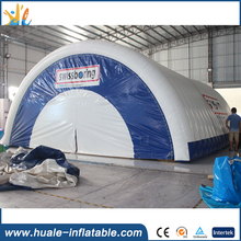 Outdoor large inflatable air dome tent for sale/inflatale white marquee tent for sale