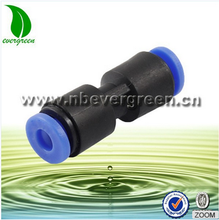 China supply plastic quick connect pneumatic fittings pisco pneumatic fitting