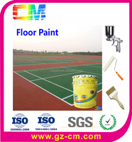 exterior polyurethane oil based outdoor flooring paint & coating
