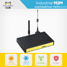 F3824 industrial 3g 4g wifi router support openvpn for vital sign monitoring system