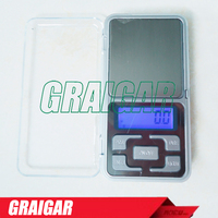 High Precision Pocket Electronic Scale MH-500 500g/0.1g Mini Weighing scale 50-500g