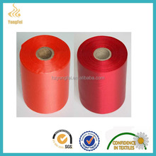 polyester satin ribbon roll