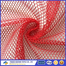 big hole inner lining mesh luggage fabric for bags