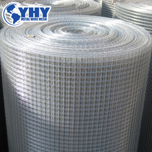 YHY Company Galvanized Welded Wire Mesh