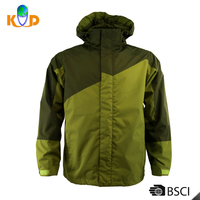 Custom OEM Fashion Outdoor ski clothes warm quilted Winter Sports Jacket