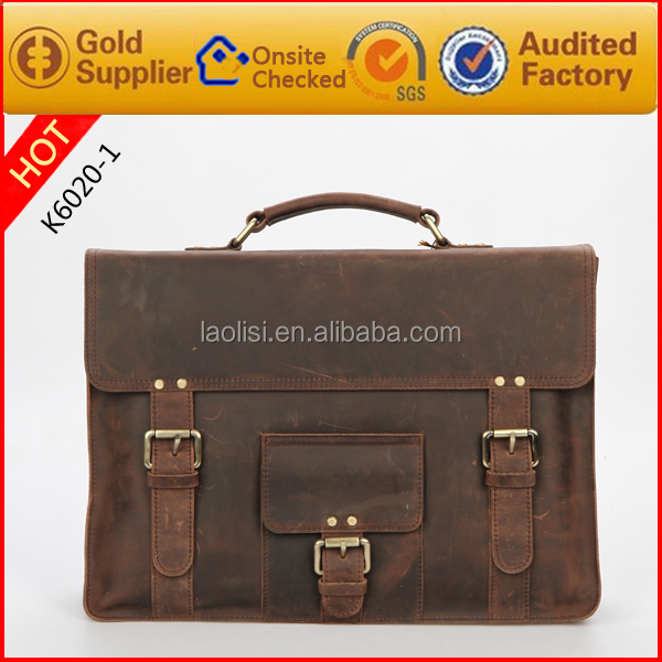 2015 new china online shopping alibaba manufacturer wholesale men handle handbag bag