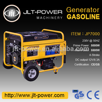 Electric generator 5kw price wholesale from JLT POWER