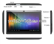 7 inch Android 4.0 Tablet PC Korea
